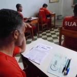 SEDS: Provas DO ENEM. Aplicados aos Presos da Penitenciária José
