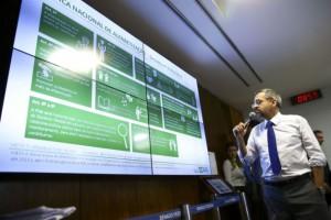 O ministro da Educação, Abraham Weintraub (Foto: Marcelo Camargo/Agência Brasil)